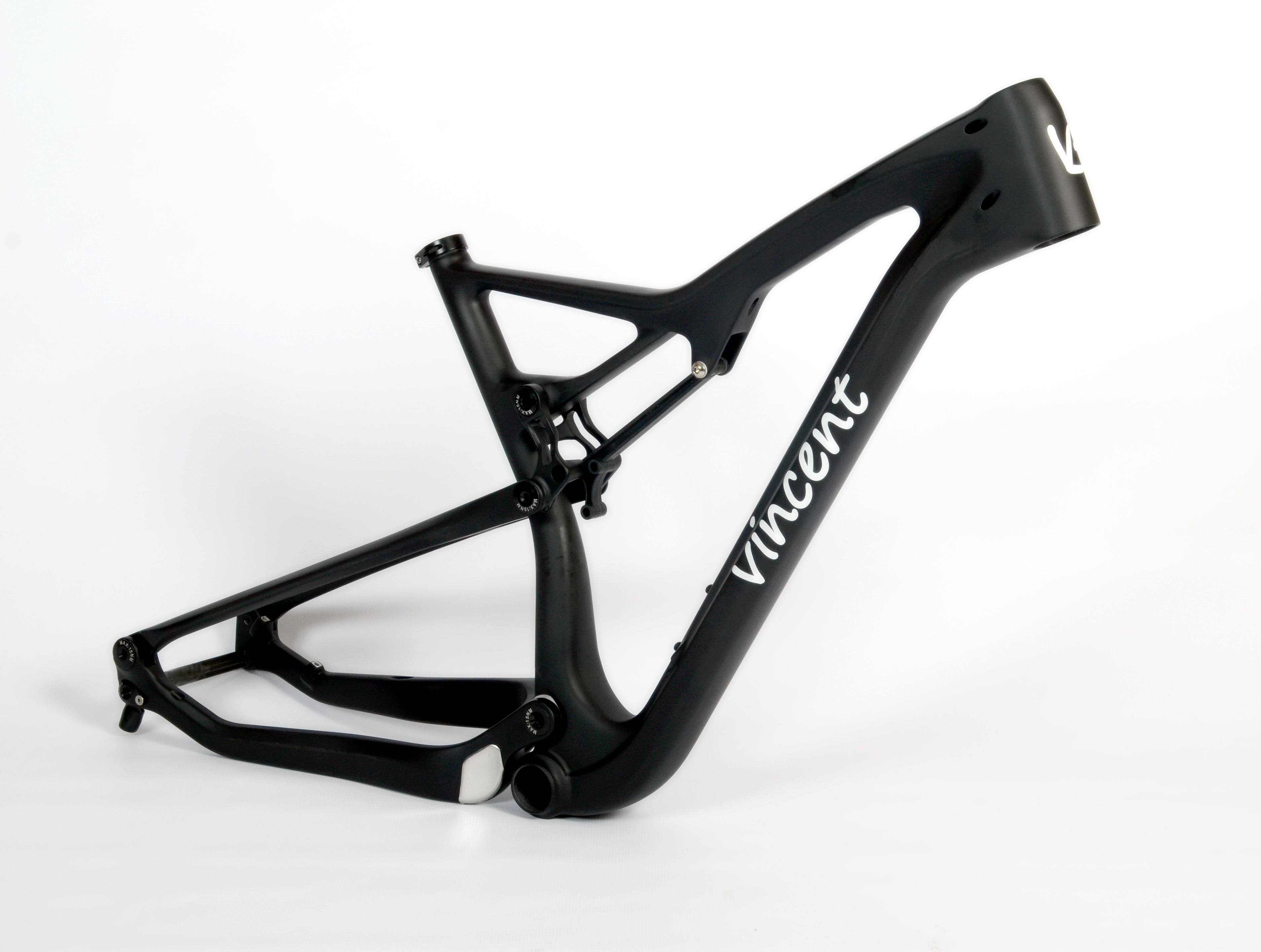 Vincent 29er Full Suspension Carbon Frame S8 | Vincent Bikes